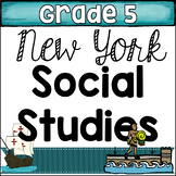 New York Social Studies Pack Grade 5