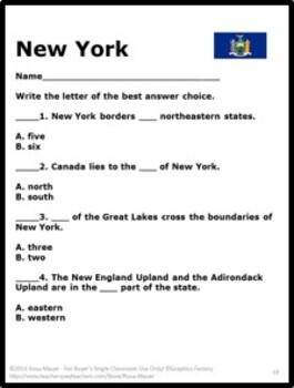 New York Hello USA
