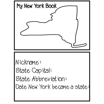 New York Social Studies Unit - (No Prep)