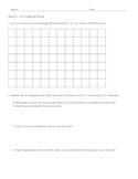 New York State 5th Grade Math End of Module 5 Review PDF Worksheet