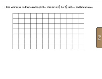New York State 5th Grade Math End of Module 5 Review Smart Notebook File