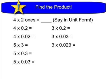 New York State 5th Grade Math Module 1 Lesson 12 Smart Notebook File