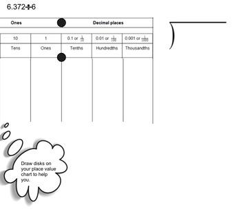 NYS 5th Grade Math Module 1 Lesson 14 Smart Notebook Lesson Decimal Division
