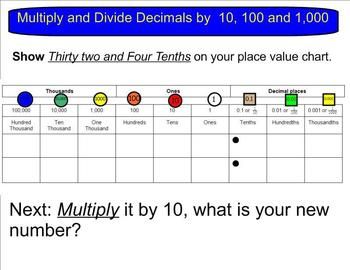 NYS 5th Grade Math Module 1 Lesson 4 Smart Notebook Lesson Conversion