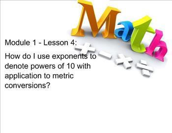 NYS 5th Grade Math Module 1 Lesson 4 Smart Notebook Lesson