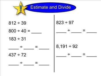 New York State 5th Grade Math Module 2 Lesson 18 Smart Notebook File