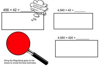 New York State 5th Grade Math Module 2 Lesson 2 Smart Notebook File