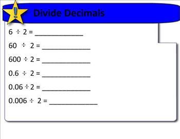 New York State 5th Grade Math Module 2 Lesson 22 Smart Notebook File