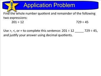 New York State 5th Grade Math Module 2 Lesson 26 Smart Notebook File