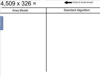 New York State 5th Grade Math Module 2 Lesson 7 Smart Notebook File