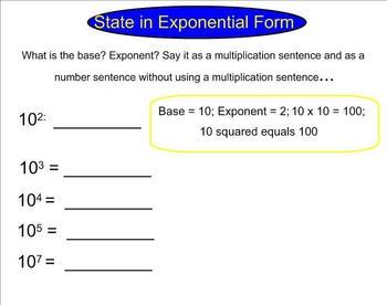 New York State 5th Grade Math Module 2 Lesson 8 Smart Notebook File