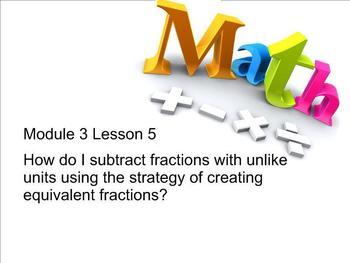 New York State 5th Grade Math Module 3 Lesson 5 Smart Note