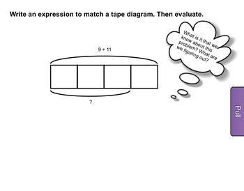 New York State 5th Grade Math Module 4 Lesson 10 Smart Notebook File