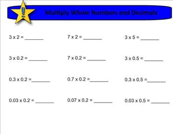 New York State 5th Grade Math Module 4 Lesson 18 Smart Notebook File