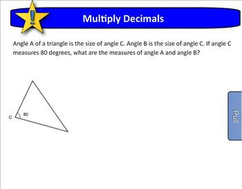 New York State 5th Grade Math Module 4 Lesson 19 Smart Notebook File