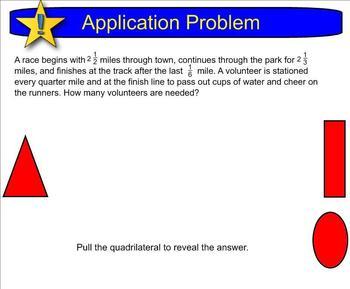 New York State 5th Grade Math Module 4 Lesson 26 Smart Notebook File