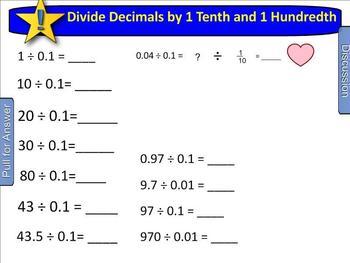 New York State 5th Grade Math Module 4 Lesson 32 Smart Notebook File