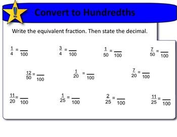 New York State 5th Grade Math Module 4 Lesson 4 Smart Notebook File