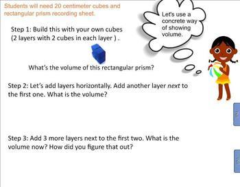 New York State 5th Grade Math Module 5 Lesson 1 Smart Notebook File