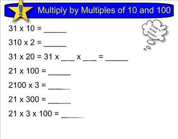 New York State 5th Grade Math Module 5 Lesson 17 Smart Notebook File