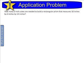 New York State 5th Grade Math Module 5 Lesson 18 Smart Notebook File