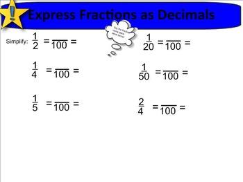 New York State 5th Grade Math Module 6 Lesson 20 Smart Notebook File