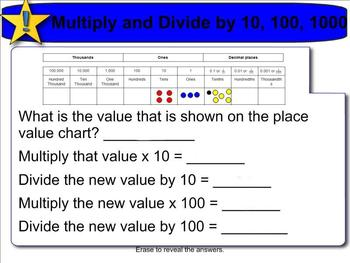 New York State 5th Grade Math Module 6 Lesson 7 Smart Notebook File
