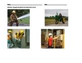 New York State Alternate Assessment  Social Studies Worksheet