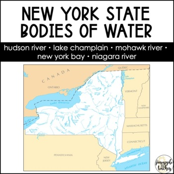 New York State Bodies of Water