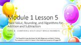 4.1.BC Math Module 1 Topics B and C Engage NY 4th Fourth Grade  New York
