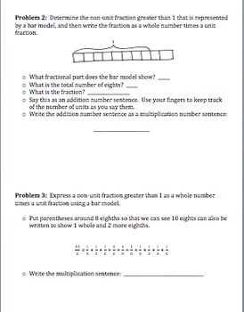 New York State Common Core Math Grade 4 Module 5 Guided Notes