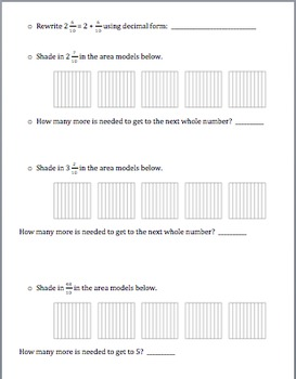 New York State Common Core Math Grade 4 Module 6 Guided Notes
