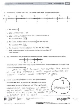 New York State Common Core Math Grade 5 Answer Key Module 6 Lessons 1-3, 6 and 7