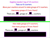 2nd Grade Engage NY & Eureka Math Module 6 Lesson 1,2,3,4,5,6,7,8,9,10 & 11