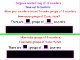 2nd Grade Engage NY & Eureka Math Module 6 Lesson 1,2,3,4,