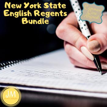 New York State English Regents Bundle