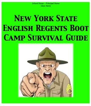 New York State English Regents Survival Guide