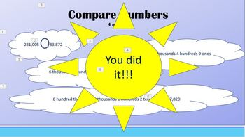Math Mod 1 Topic B Lesson 5 PowerPoint Engage New York 4th Grade