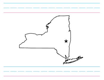 New York State Geography Workbook