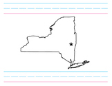 New York State Geography Workbook