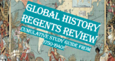 New York State Global History Regents Review: New Curriculum!