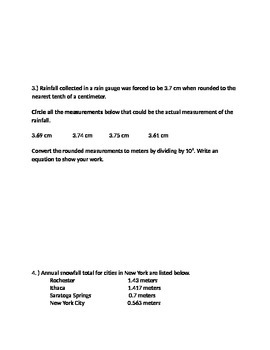 New York State Grade 5 Math Common Core Module 1 Mid Modul