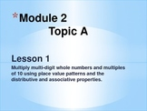 New York State Grade 5 Math Common Core Module 2 Topic A Lesson 1-2