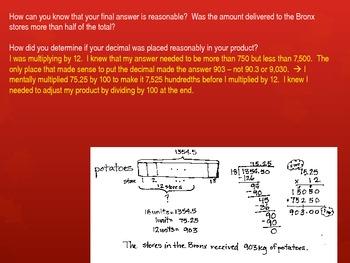 New York State Grade 5 Math Common Core Module 2 Topic H Lesson 28-29