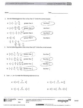 New York State Grade 5 Math Common Core Module 3 Lesson 13-16 Answer Key