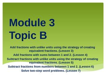 New York State Grade 5 Math Common Core Module 3 Topic B L