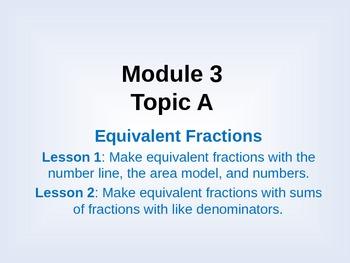 New York State Grade 5 Math Common Core Module 3 Topic A L