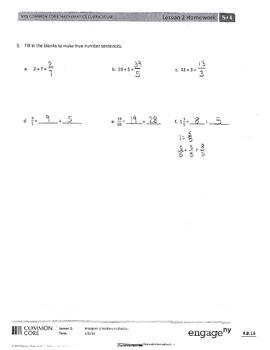 New York State Grade 5 Math Common Core Module 4 Lesson 1-5 Answer Key