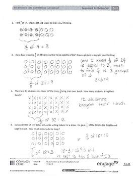 New York State Grade 5 Math Common Core Module 4 Lesson 6-