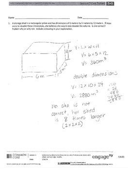 New York State Grade 5 Math Common Core Module 5 Lesson 5-7 Answer Key